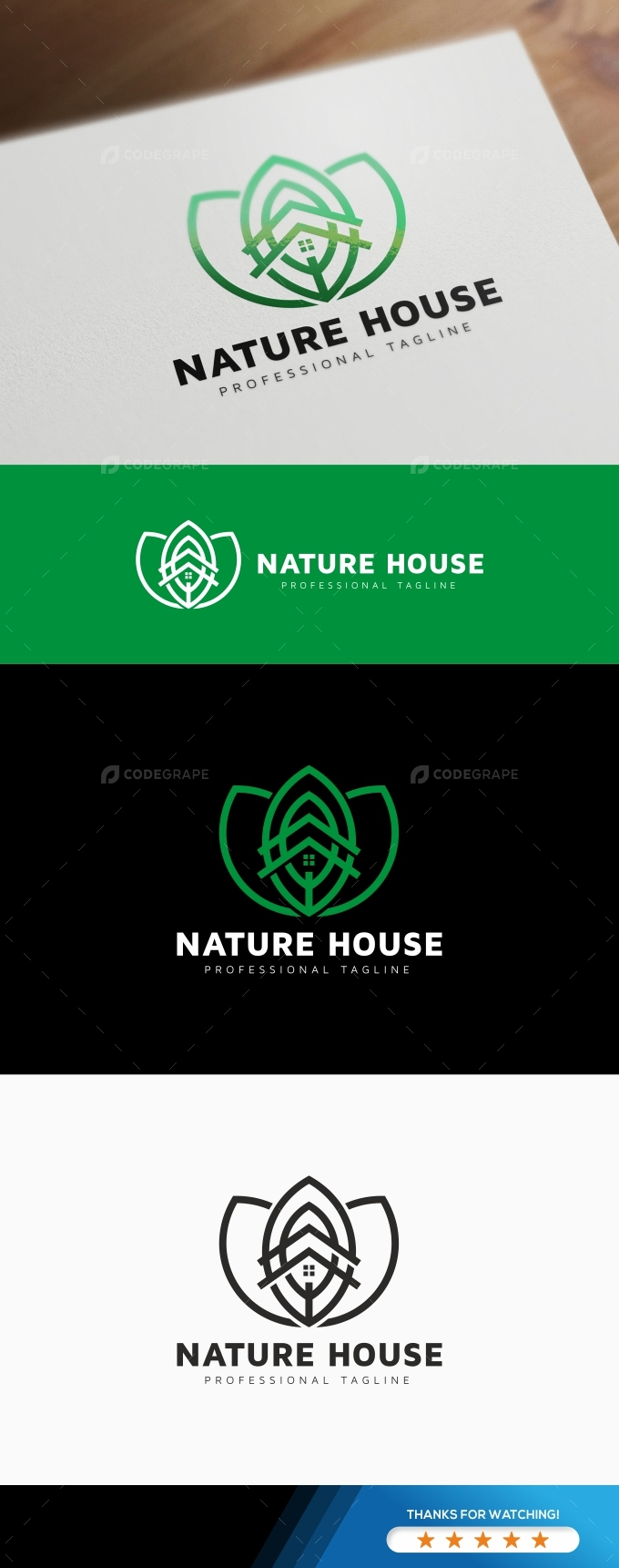Nature House Logo