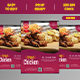 Modern Food Flyer Template - 01
