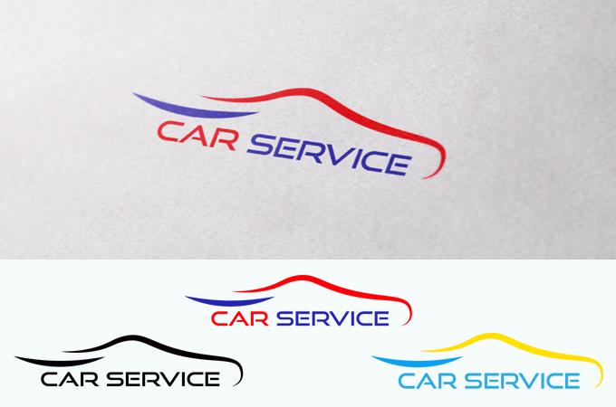 Car Services Logo