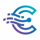 Expressive E Letter Logo