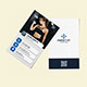 Vertical Fitness Business Card
