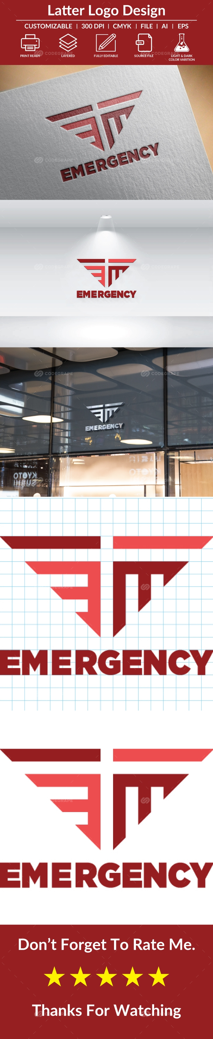 Latter Logo Design