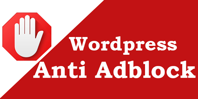 Wordpress Anti Adblock