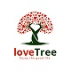 Love Tree Logo Design