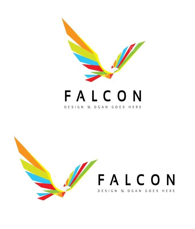 Falcon Logo 3