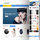 Business Ecommerce PSD Template