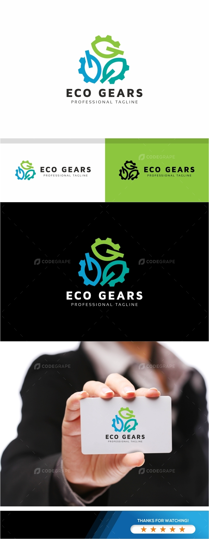 Eco Gears Logo