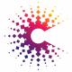 Creative Media C Letter Logo