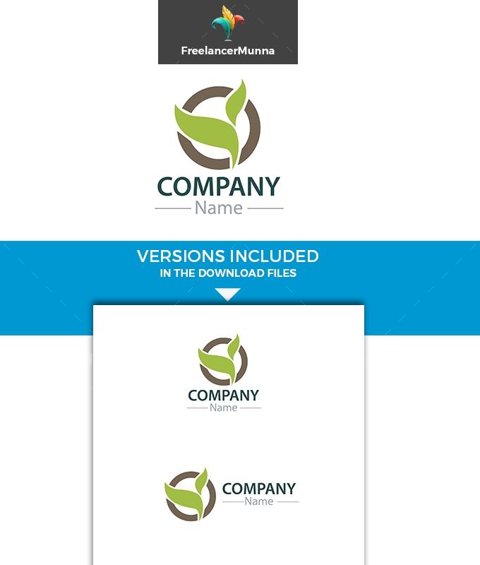 Company Unique Logo Template