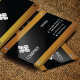 Jabbi V15 Business Card Design