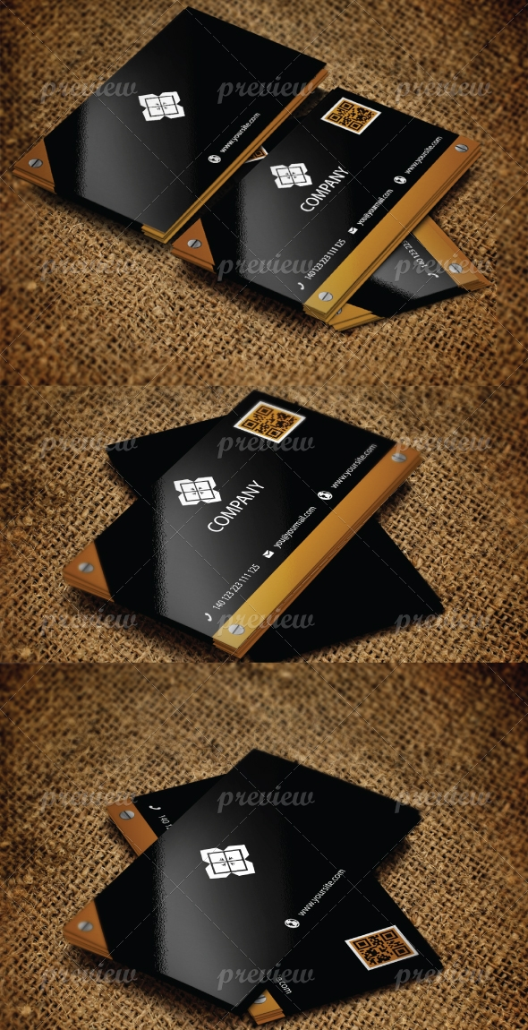 Jabbi V16 Business Card Design