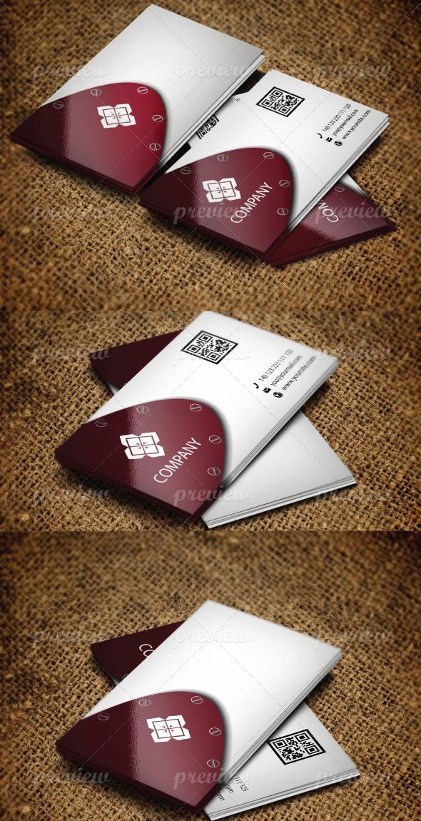 Jabbi V17 Business Card Design