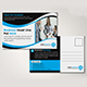Corporate Postcard Design Template