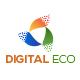 Digital Eco Logo