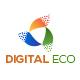 Digital Eco Logo