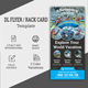 DL Flyer Template / Rack Card