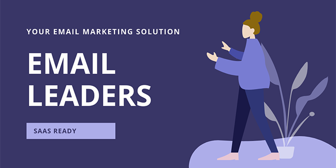 EmailLeaders - SaaS Email Marketing Solution