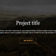 Mike Degreat - Site Template