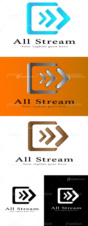 All Stream Logo
