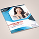 Healthcare Bi-Fold Brochure