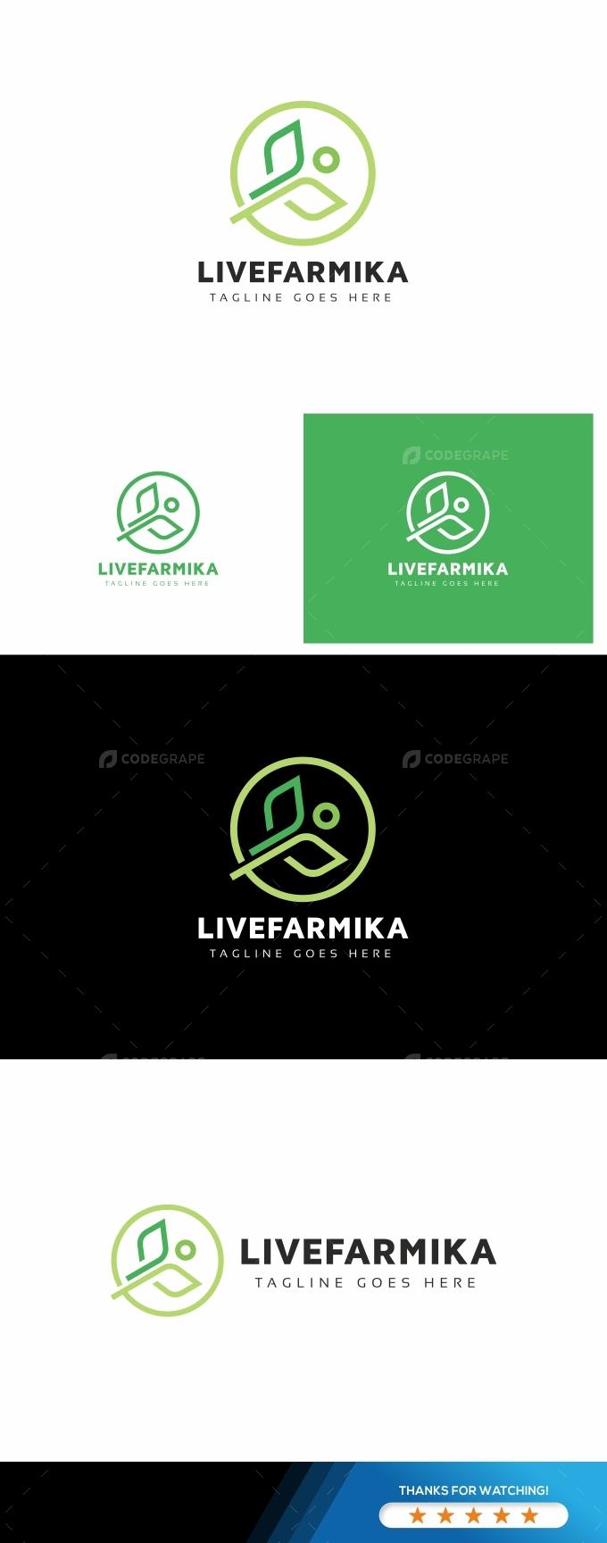 Live Farm Logo