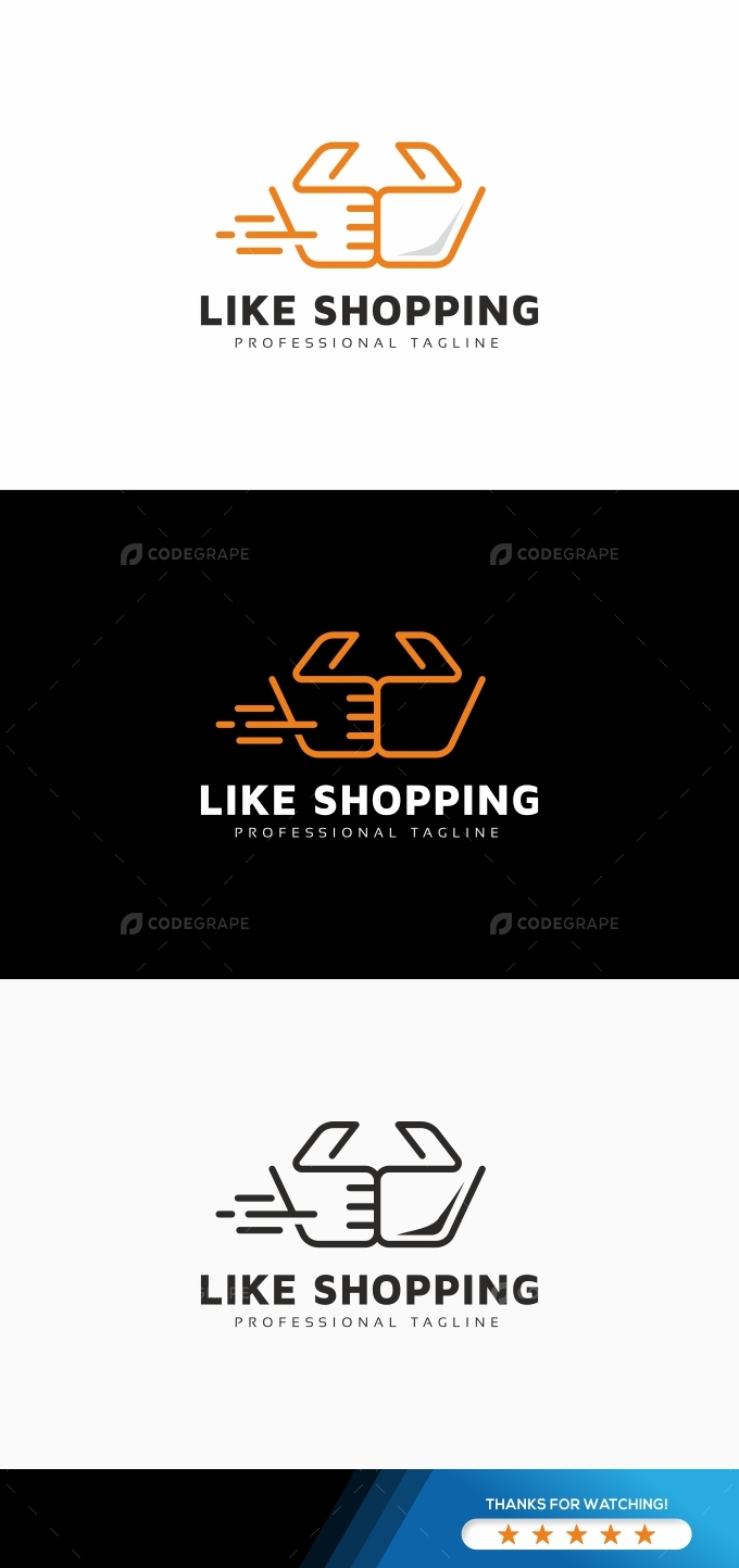 Like Shopping Logo