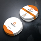 Circle Business Card