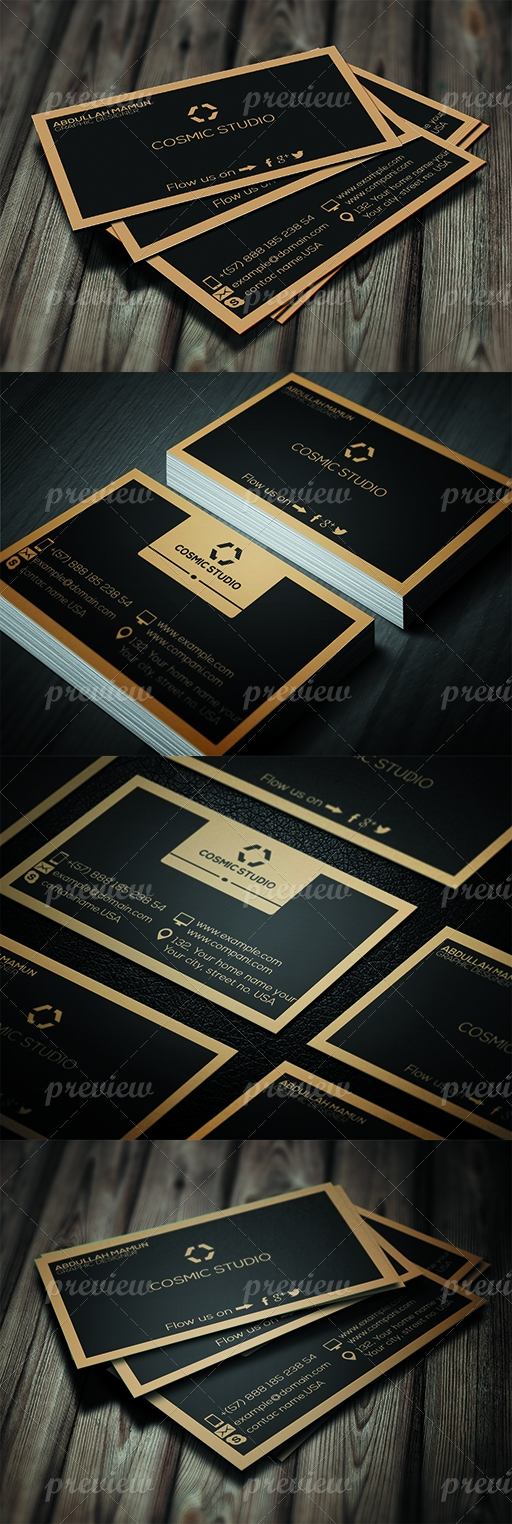 Corporate Business Card 5