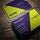 Corporate Business Card 9