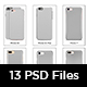 iPhone Case Mock-ups Pack