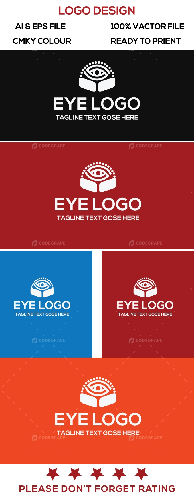 Eye Logo Design