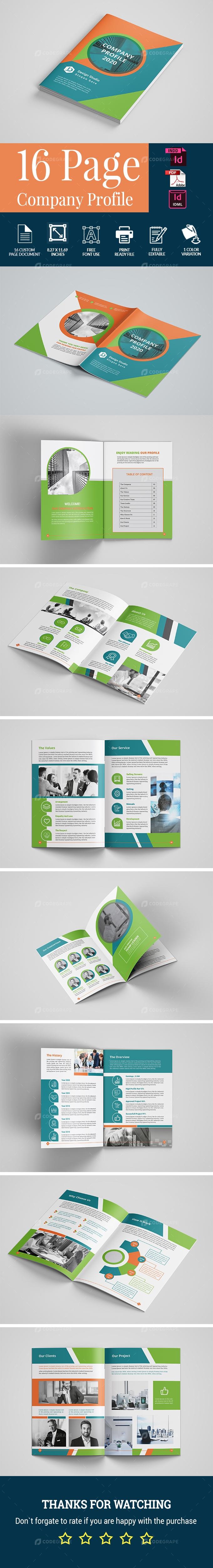Corporate Company Profile