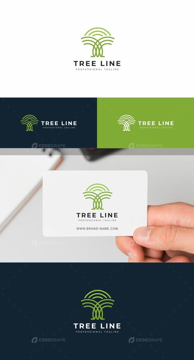 Tree Line Logo