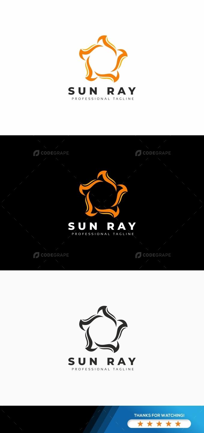 Sun Ray Logo