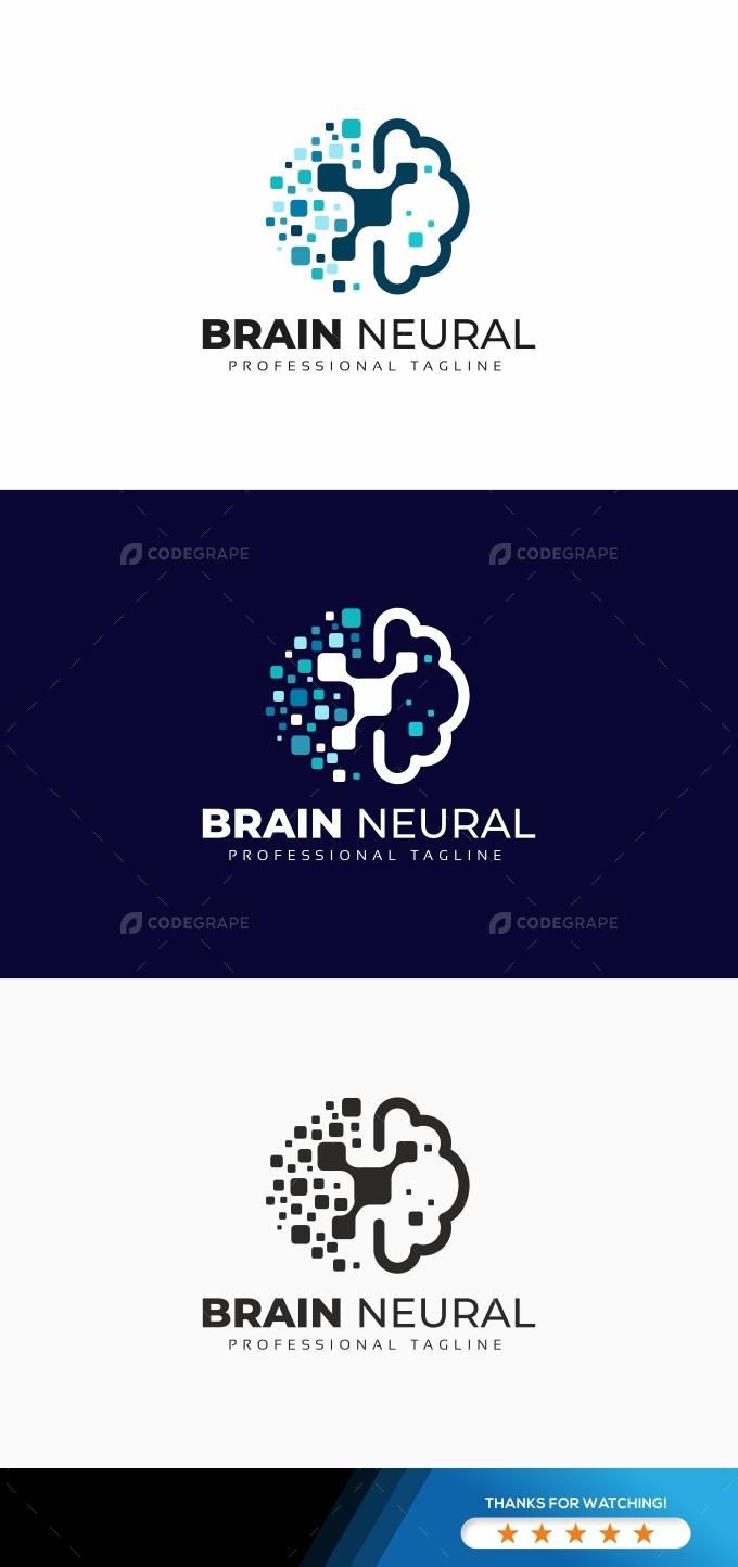Brain Neural Logo