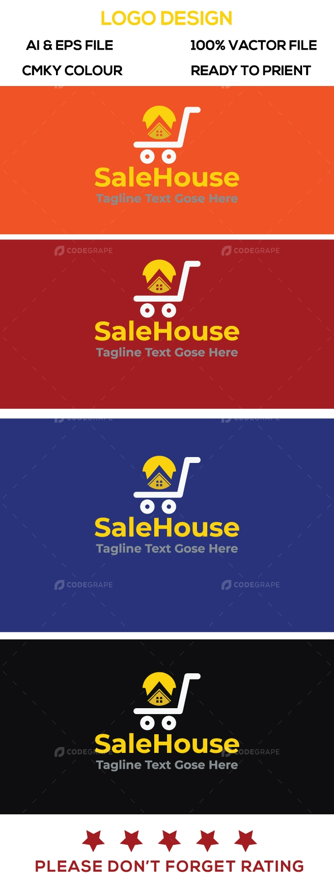 Sale House Logo