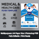 Medical Health Care Flyer Template
