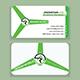 FAN business card