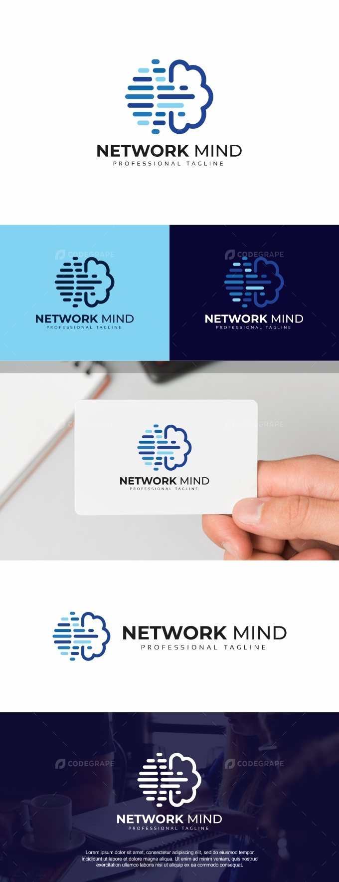 Network Mind Logo