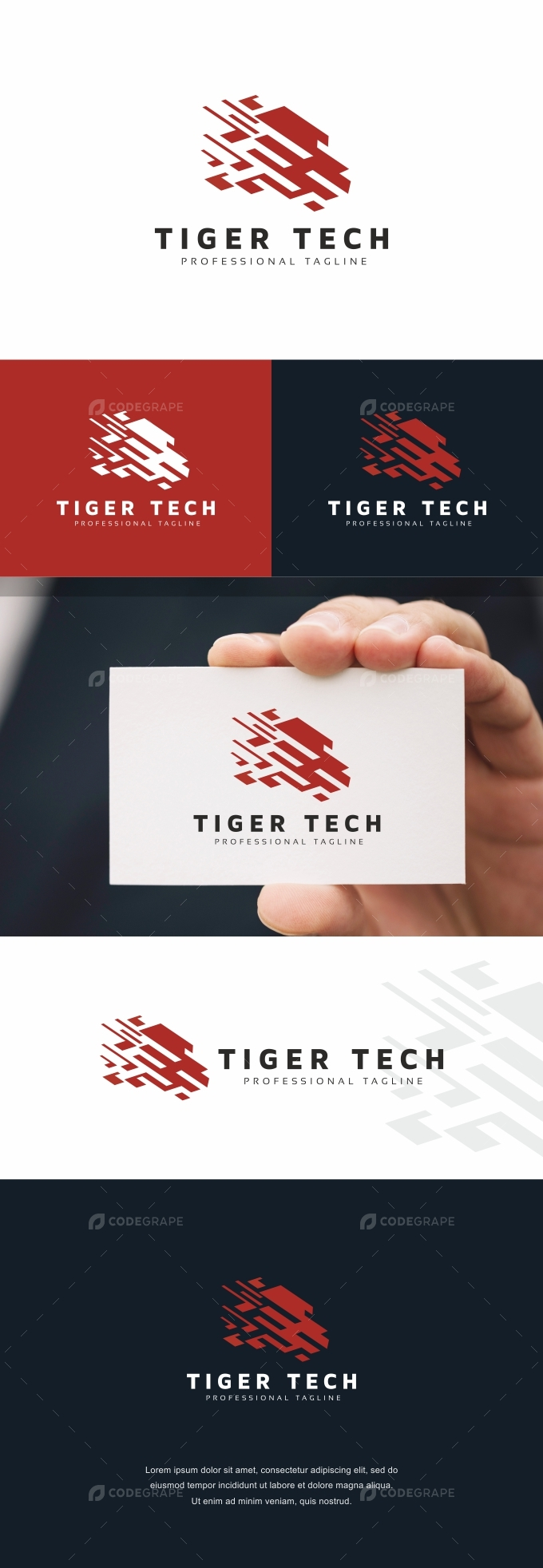 Tiger Tech Logo