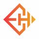 Hiortech H Letter Logo