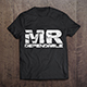 Mr Dependable T-Shirt Design