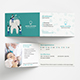 Dental Folded Business Card