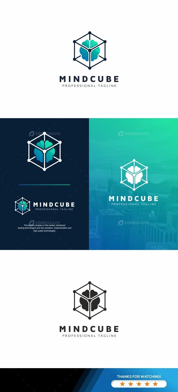 Mind Cube Logo