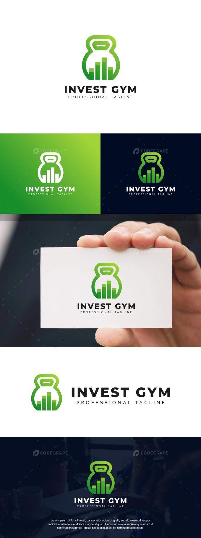 Invest Gym Logo