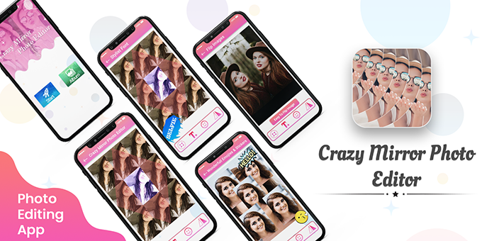 Crazy Photo Editors and Effects - Android App