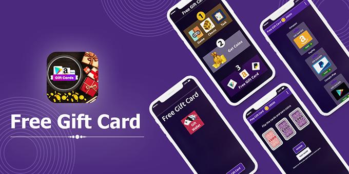 Gift Wallet - Free Reward Card - Android App