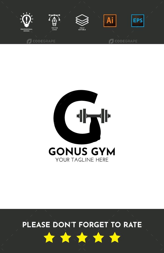 Gonus Gym Logo