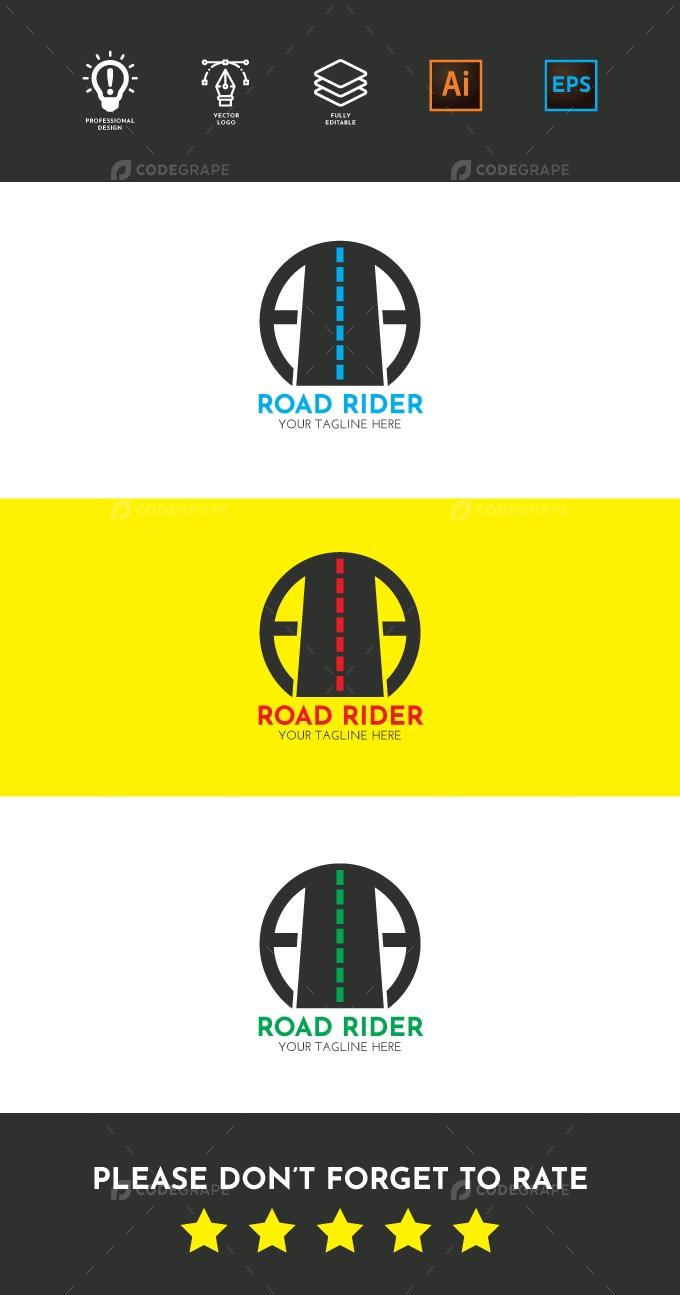 Road Rider Logo