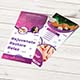 Beauty Care Rack Card